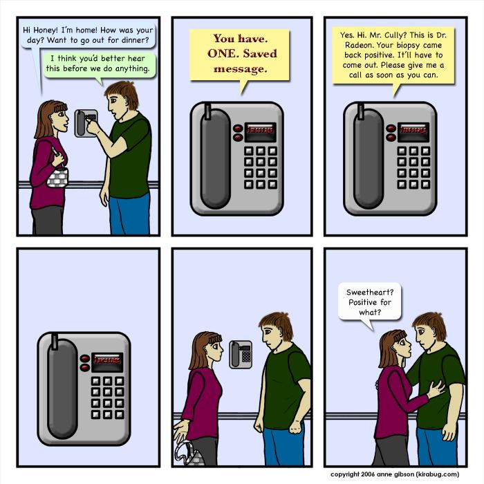 I don't like the phone.